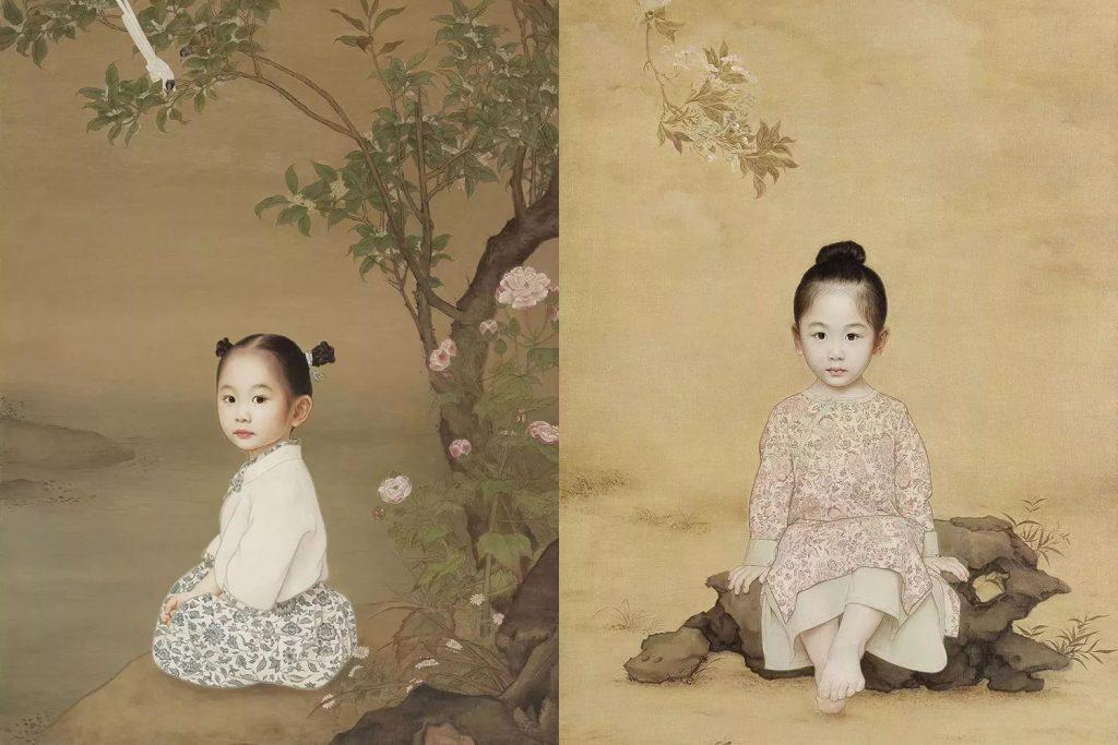 中國藝術家萬里