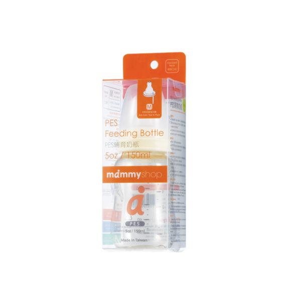022084-防脹氣PES哺育奶瓶150ml_標準口徑_包裝