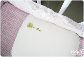 降低過敏原嬰兒枕頭