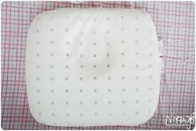 透氣材質嬰兒枕頭
